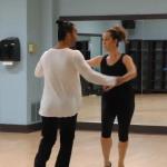 Muhammed Karagoz and Dancing Partner Jessica Kowal