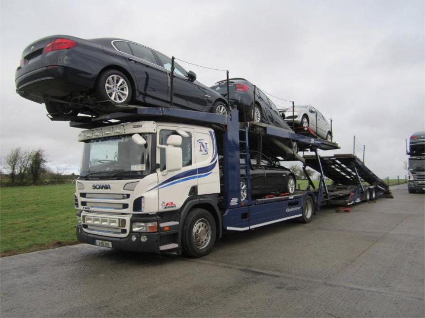 car moving company