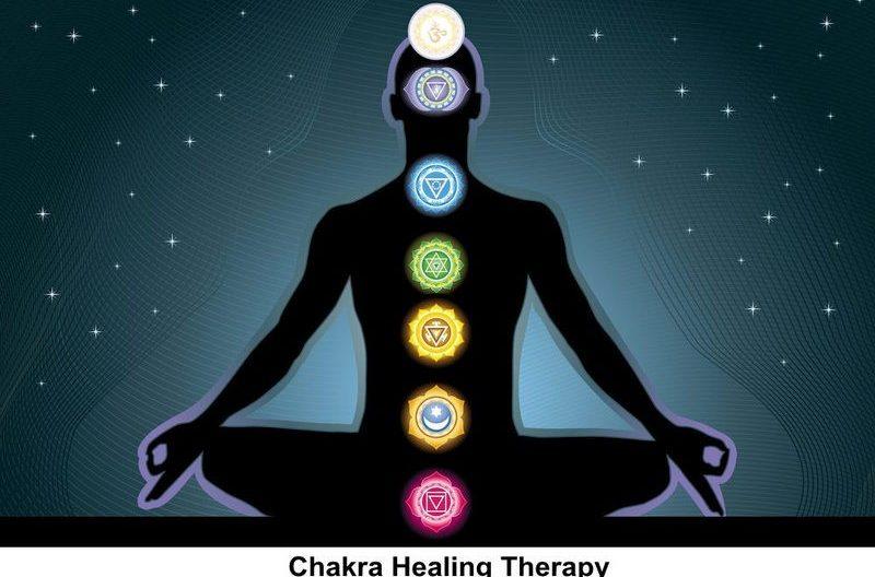 Chakra healing center