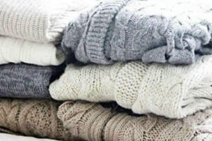 How To Take Care Of The Woolen Sweater?