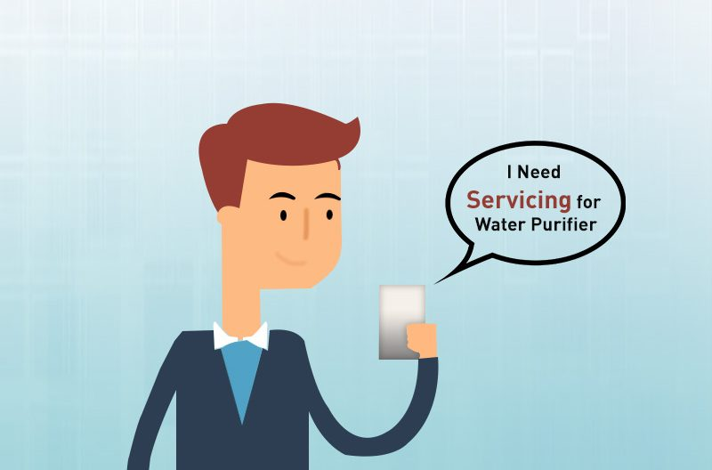 Use Purified Water