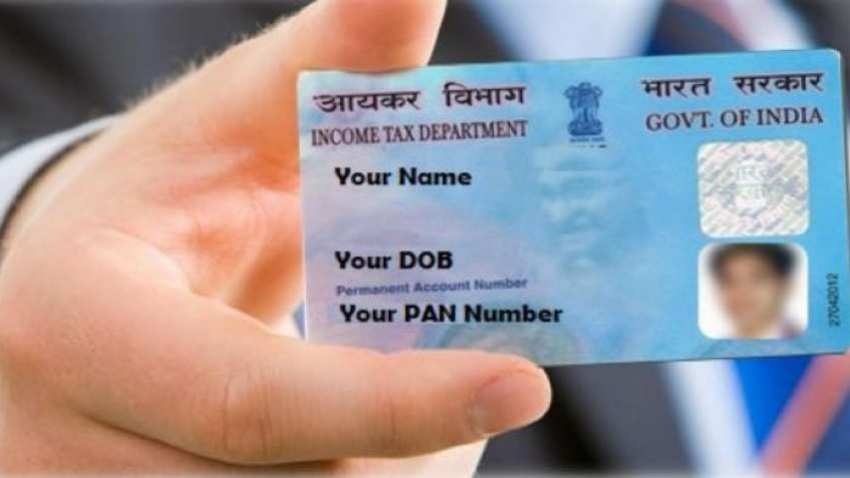 duplicate pan card application