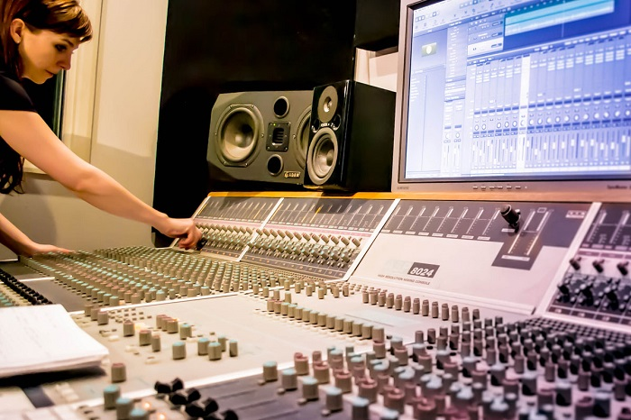 pa system hire london